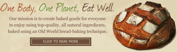 One Body, One Planet, Eat Well.